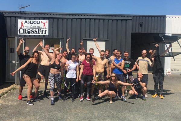 Team Wod Angers CrossFit Avrillé