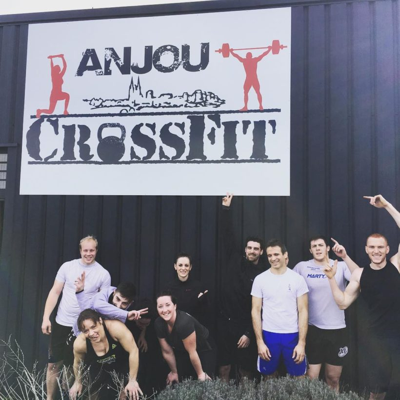 New box - Anjou CrossFit Angers