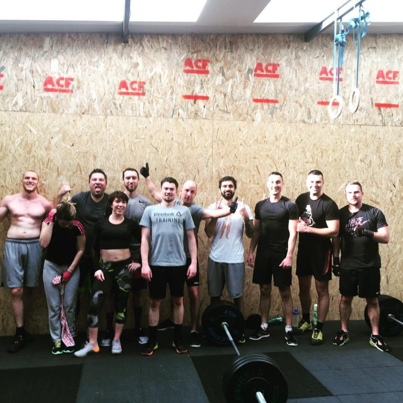 New Box Avrillé - Anjou CrossFit Angers
