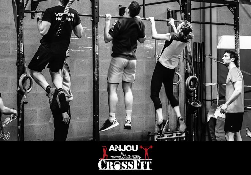 open 2018 à Anjou CrossFit près d'Angers