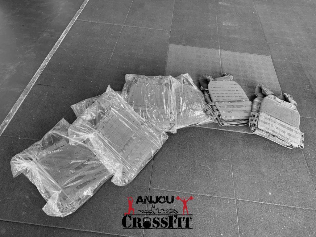 anjou crossfit-angers-49-materiel-box-affiliees-ponts-de-cé-avrille-equipement-gilets-lestes