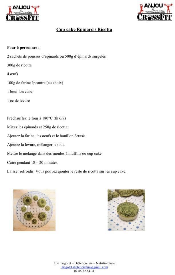 Alimentation et crossfit dieteticienne ACF