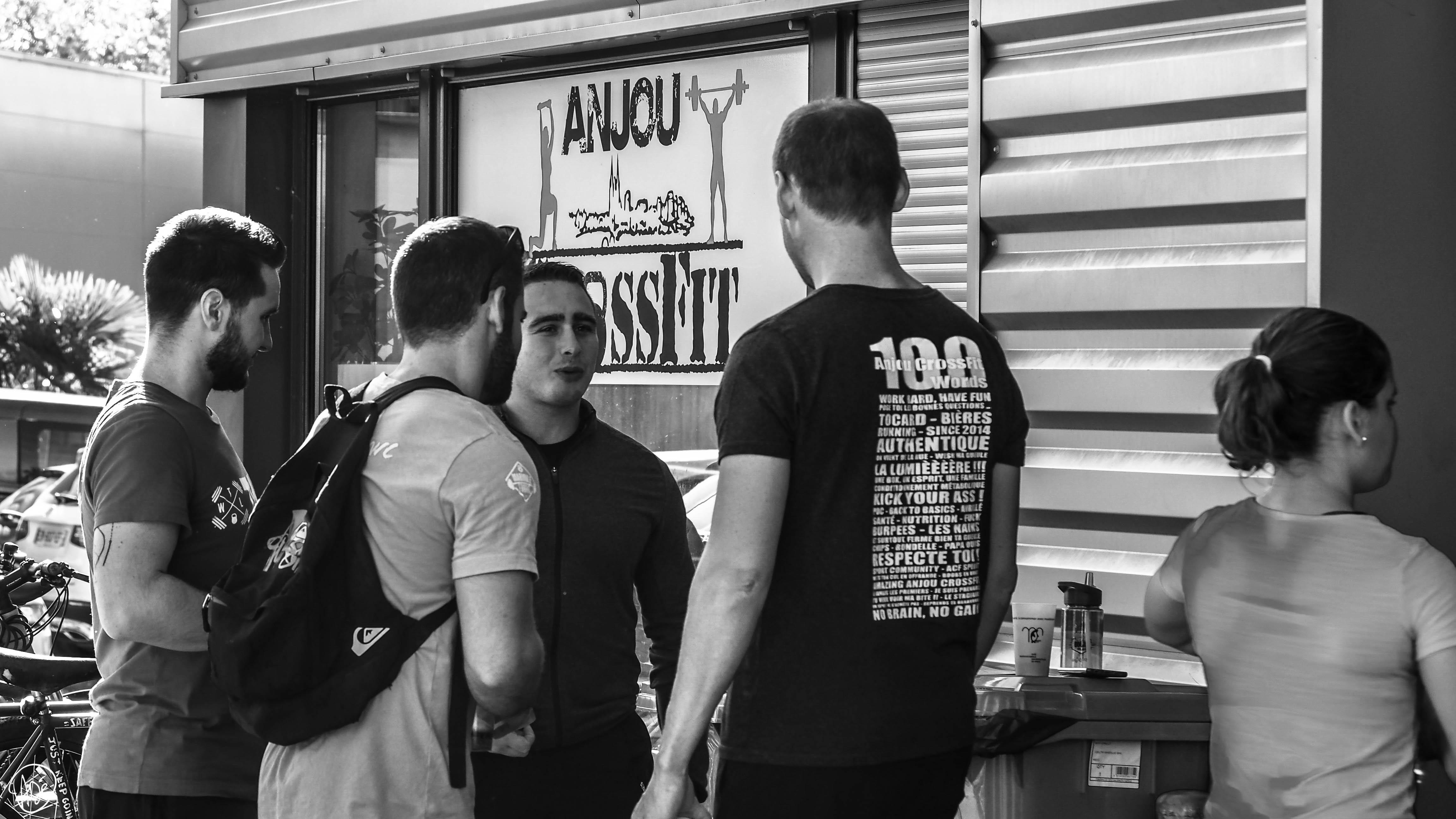 Anjou CrossFit communauté