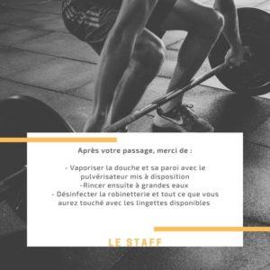 Anjou CrossFit ouvert